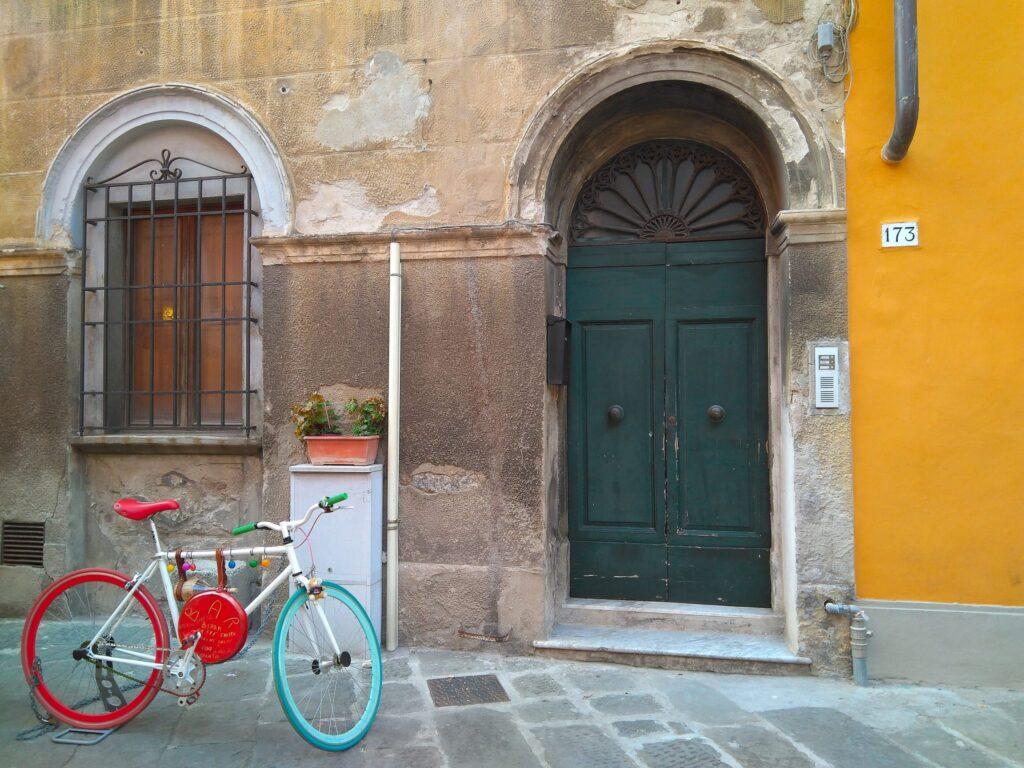 Bicicletta colorata